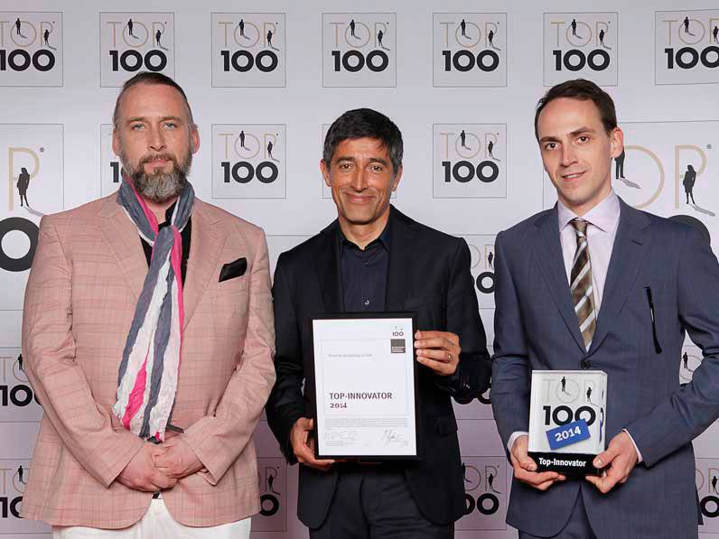 Top 100 Award 2014 – Thermik