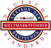 Thermik | Award - Langenscheidt's Encyclopaedia of German world market leaders