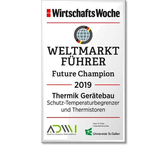 Thermik | World market leader Future Champion 2019